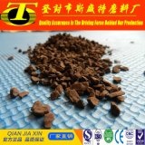 Corpi filtranti antracite di alta qualità/sabbia del silicone/sabbia del manganese