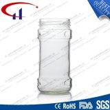 Mejor 290ml tarro de cristal Venta de miel (CHJ8045)