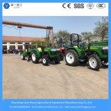 Garten 4WD/landwirtschaftlicher Bauernhof-Traktor 40/48/55 HP-Miniobstgarten/kompakter Traktor