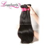 Volume não processado do cabelo da trança do Virgin do brasileiro de 100%