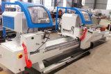 Het automatische Dubbel bewerkt de Scherpe Plastic Machine van het Venster in verstek