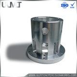 Le propriétaire a fait à constructeur les pièces en aluminium de commande numérique par ordinateur par Precision Machinery