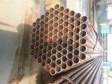 Tubos de acero soldados nuevamente producidos de la prima