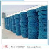 PP PVC는 냉각탑을%s 패킹 필터 물 처리를 채운다