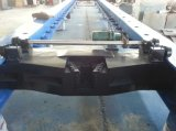Probador extensible horizontal de Waw-1000L 100ton