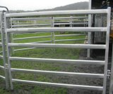 Strumentazione galvanizzata del bestiame della rete fissa dell'azienda agricola 6 comitati del bestiame delle rotaie