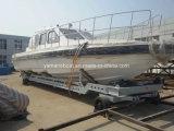 12.45m速いFRPの軍隊のボート