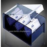 Caixa de armazenamento de cartão de visita acrílica (BTR-H5002)