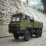 Shacman Awd 4X4 Truck Military Truck