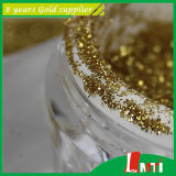 Feito em China Gold Glitter Powder com Free Samples