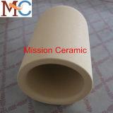 Crogiolo di ceramica di Zirconia a temperatura elevata Zro2