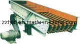 振動の送り装置を採鉱して、販売のためのバイブレーターの送り装置機械に投石しなさい