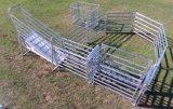 Heißer eingetauchter galvanisierter Bauernhof-Zaun für Pferd