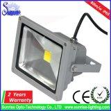 20W PFEILER LED Leistungs-Flut-Licht für im Freienbefestigung