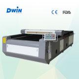 Dw1318の低価格の二酸化炭素レーザーの革および布の打抜き機