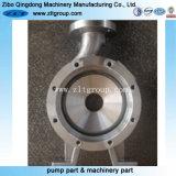 Customized Wasserpumpengehäuse für Pumpenteile