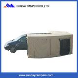 Una tenda Rated superiore da 270 gradi dello schermo di Sun dell'automobile per le automobili