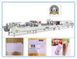 Xcs-8000PF Vor-Faltblatt Leistungsfähigkeits-Faltblatt Gluer für den vier Arten-Kasten