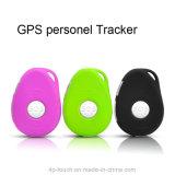 Sosボタン(EV-07)を持つ個人的な小型GPSの追跡者