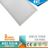 Het hoogste LEIDENE van het Plafond van de Kwaliteit 40W 300*1200mm Licht van het Comité met Ce RoHS