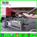 Sinotruk 6X4 336HP 유로 II 10의 바퀴 디젤 엔진 팁 주는 사람 덤프 트럭