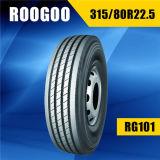 Tout le pneu radial en acier 315/80r22.5 du pneu TBR de camion