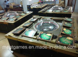 Sale From Mantongのための高品質Metal Cabinet 12 Players Roulette Machine