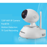 Home Security Intelligent 720p Pan & Tilt Wireless IP Camera (Q1)