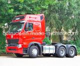 SINOTRUCKの頑丈なトラック、HOWO A7のレッカー車、トラクターのトラック