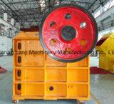 ミネラル鉱石の顎粉砕機機械