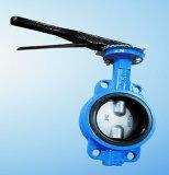 Tipo válvula da bolacha de borboleta no ferro D71X de /Ductile do ferro de molde
