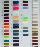 Filato di poliestere colorato filato anello di 100%