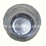 Borosillicate Glass Water Bottle с Tea Strainer Dn-172