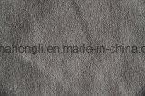 Il filato ha tinto il tessuto, tessuto spazzolato della saia T/R, 220GSM, 63%Polyester 34%Rayon 3%Spandex