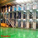 Alta calidad Metal Mezzanine Rack con el CE Certificate