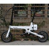高品質小型携帯用Ebike 12インチの電気折る自転車