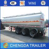 40000ltrs топливозаправщик, экспорт трейлера топливозаправщика перехода масла 45ton к Нигерии