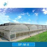 SP-m-8 de Serre van de Plastic Film van de multi-spanwijdte