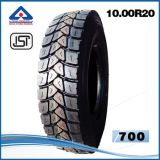 Neumáticos radiales al por mayor del carro del Bis del neumático 10.00-20 del neumático 10.00X20 1020 del carro del perfil inferior para la venta