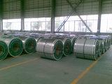 Катушка цинка Alu Galvalume Az90 55%Al Gl стальная