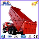 30-40 toneladas de caminhão de descarga de levantamento médio do caminhão de Tipper do estilo de Foton