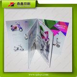 Aimaのモーターバイクのパンフレットの印刷