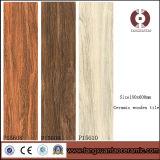 Moda rústica del suelo de azulejo de madera (P15608)