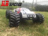 2.4GHz carro a pilhas da roda grande RC em 1/10 de escala