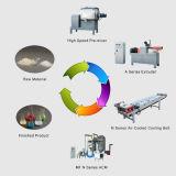 Máquina de processamento quente do revestimento do pó da venda