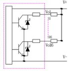 Colocar Sensor Magnetic Guidance Sensor (Mgs-H16 Series) para el Agv