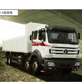 De Vrachtwagen van de Stortplaats van Beiben 8x4 375HP (Motor WEICHAI) 60t-80t