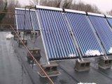 Calentador de agua solar a presión fractura (EN12976) 58*1800