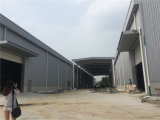 Low Cost Facile Construction Steel Structure Atelier