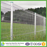 Recinzione saldata poco costosa del giardino ricoperta PVC della rete metallica di garanzia della qualità